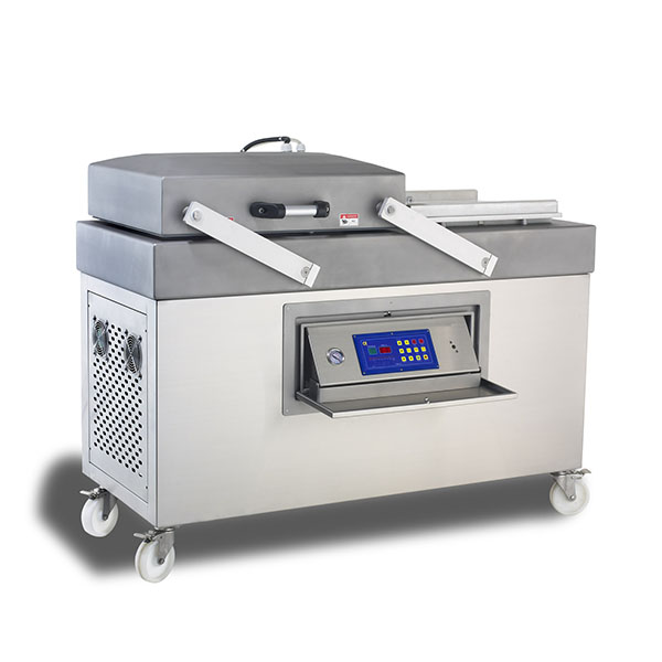 Vacu-Fresh VFDC-640 Double Chamber Vacuum Packaging