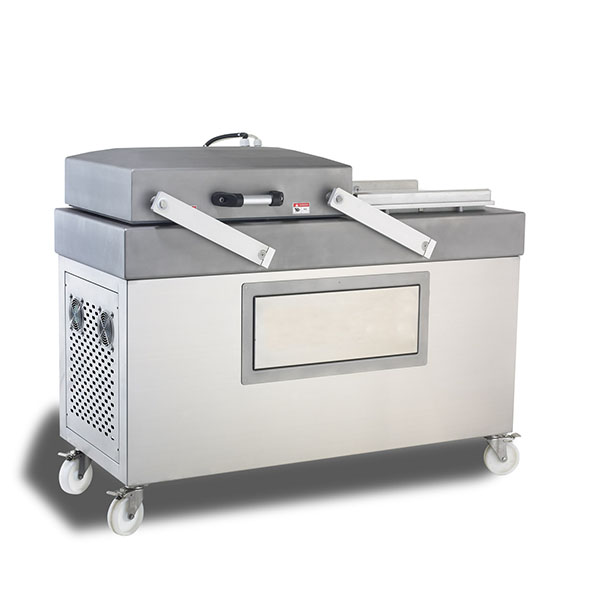 Vacu-Fresh VFDC 650 Double Chamber Vacuum Packaging Machine