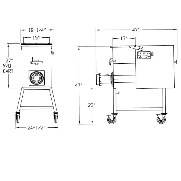 Strange Mixer Grander Circuit Diagram Basic Electronics Wiring Diagram Wiring Digital Resources Hetepmognl