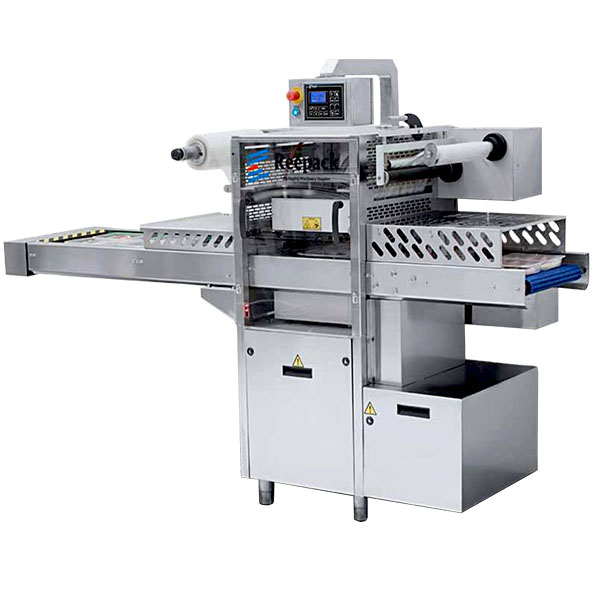 Map Tray Lidding Tray Sealing Machines
