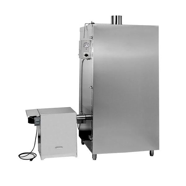Value-Plus VP100G SS Gas Smoker
