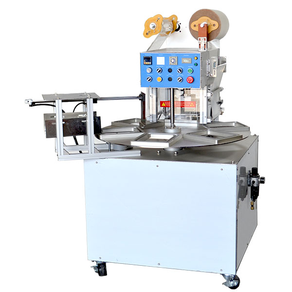 MPBS Industries M800RCTS Automatic Rotary Cup or Tray Sealer