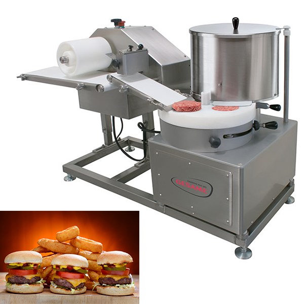 Meat Patty Or Meatball Machines Mpbs Industries