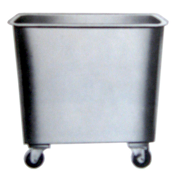 Stainless Steel Tub Truck 10