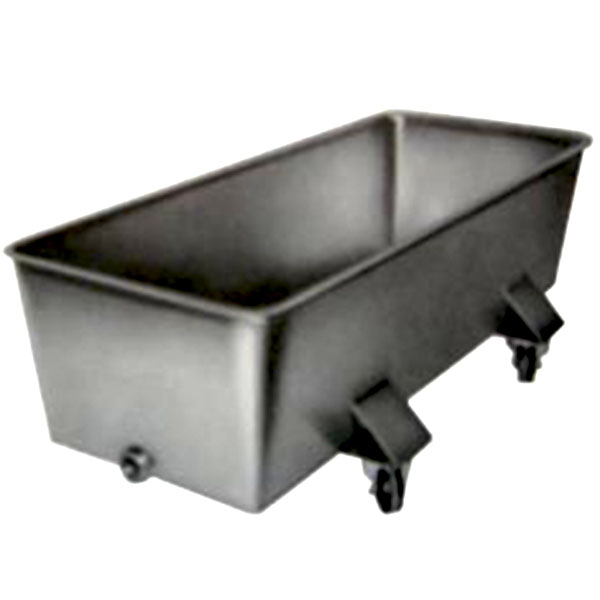 Stainless Steel Dough Trough 1200