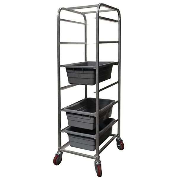 Aluminum Tubing Sizes >> Catalog | Aluminum 6 Tier Lug Dolly without Handle | MPBS Industries