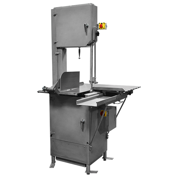 Pro-Saw SS16 Standard Left Hand 3 HP 4000 FPM Meat Bandsaw