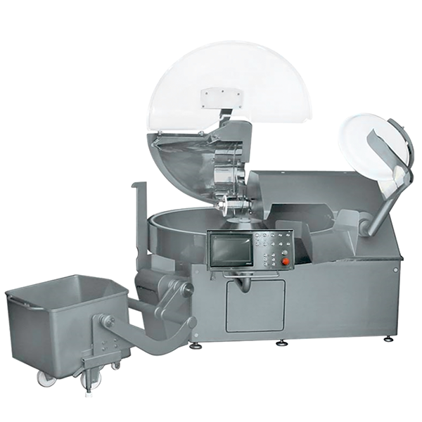 Cutmaster CM200BC Stainless Steel Bowl Cutter with Hydraulic Unloader