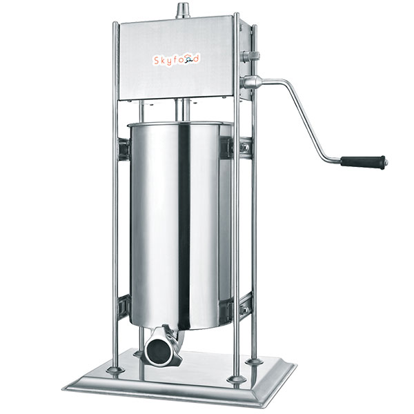 Manual And Automatic Sausage Stuffer Mpbs Industries