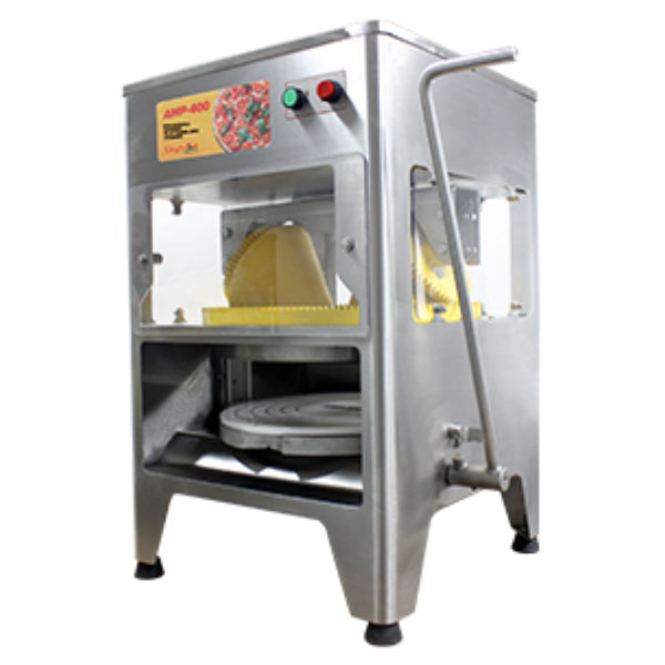 Skyfood AMP-400E Doughball Opener Flattner and Former