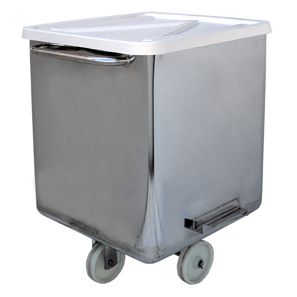 MPBS Industries 600 lb Stainless Steel Buggy