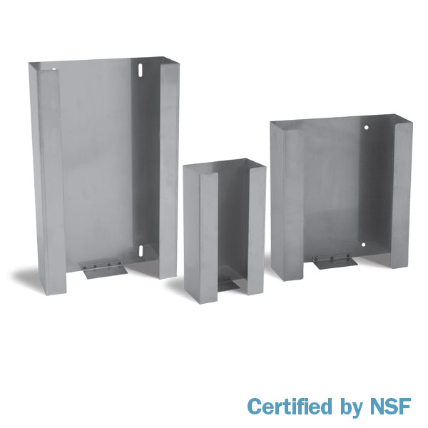 Stainless Steel 3 Boxes Glove Dispensers