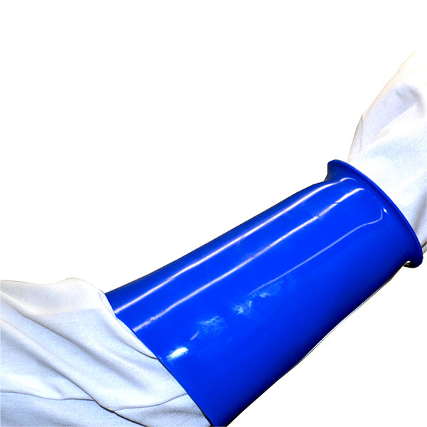 Catalog Blue Plastic Arm Guard Mpbs Industries