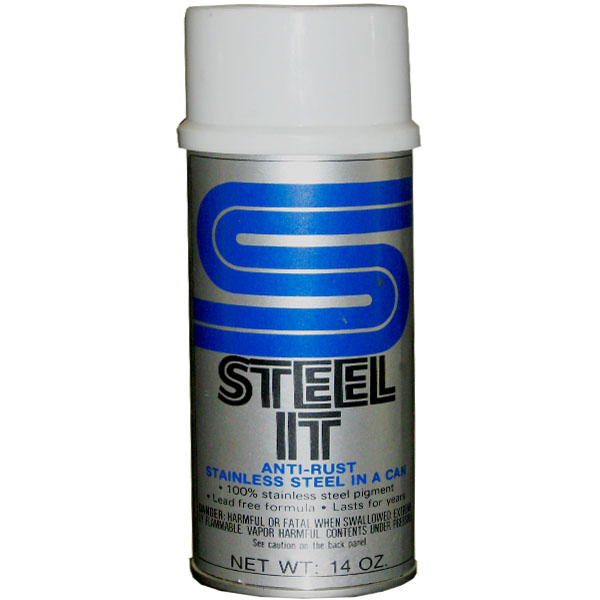 Steel Primer Spray Paint