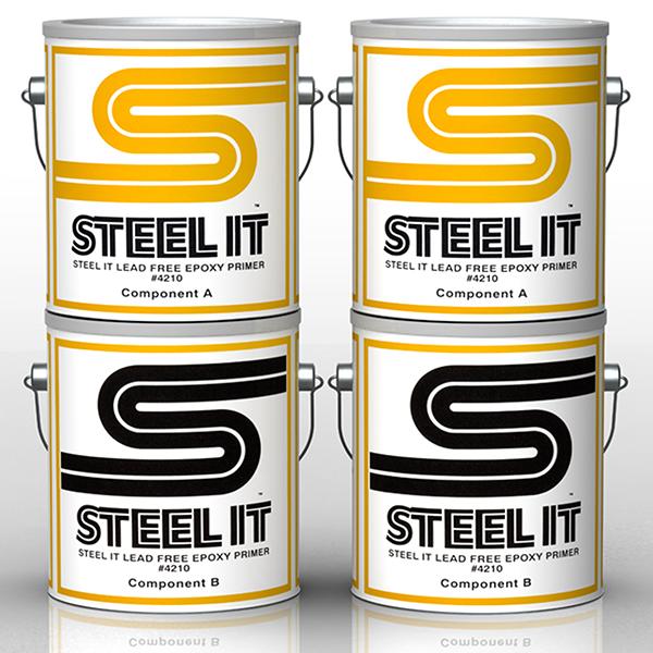 Epoxy Paint For Metal : Steel it coatings mpbs industries