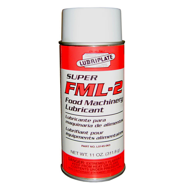 Lubriplate Super FML-2 Grease Spray Can