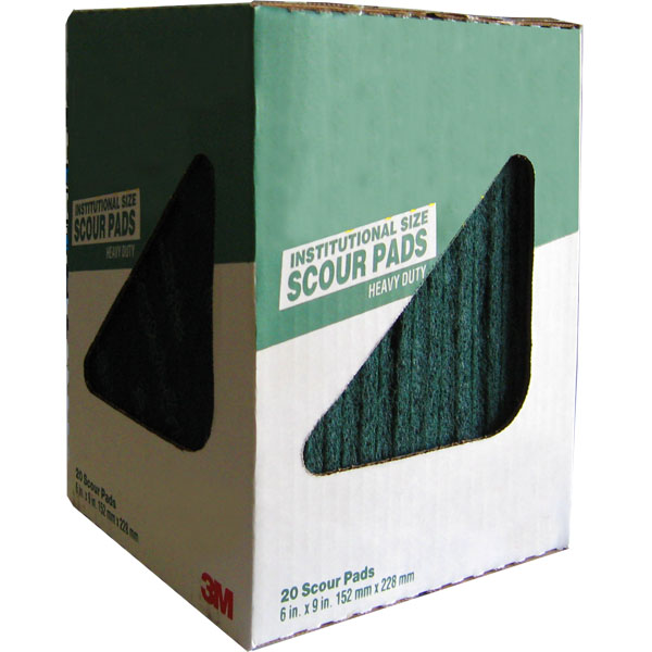 Catalog Extra Heavy Duty Scouring Pad Mpbs Industries