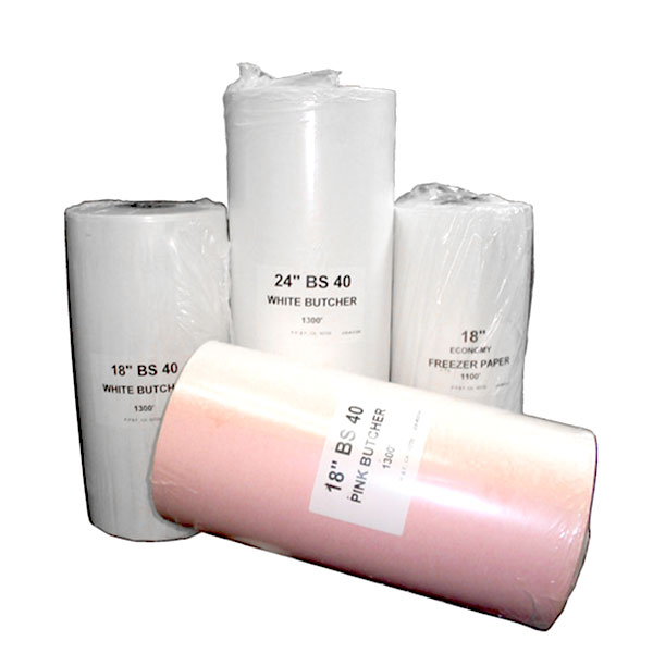 butcher paper for sale Colored butcher paper can be used for a variety of projects such as art paper, wrapping paper, table covers, school projects, house decorations, classroom decorations, grad night, theater, school eve.