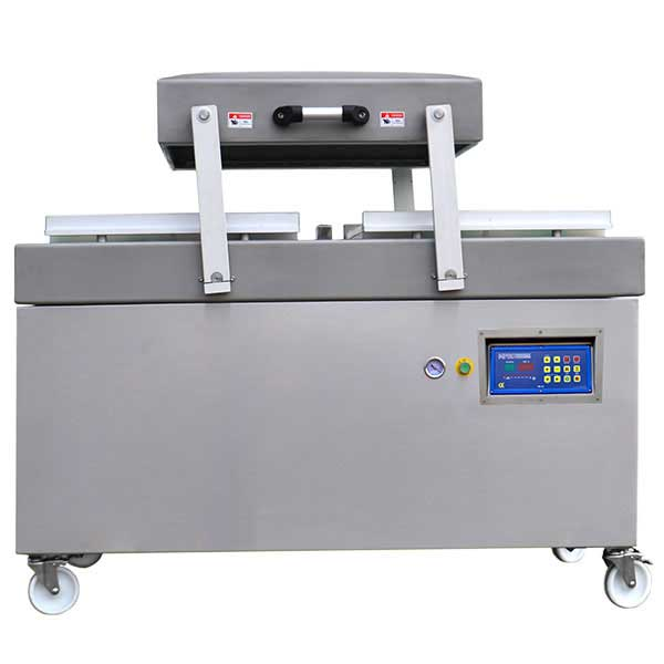 MPBS Industries M800D Double Chamber Vacuum Packaging Machine
